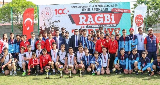 Ragbi'nin Şampiyonları Belli Oldu