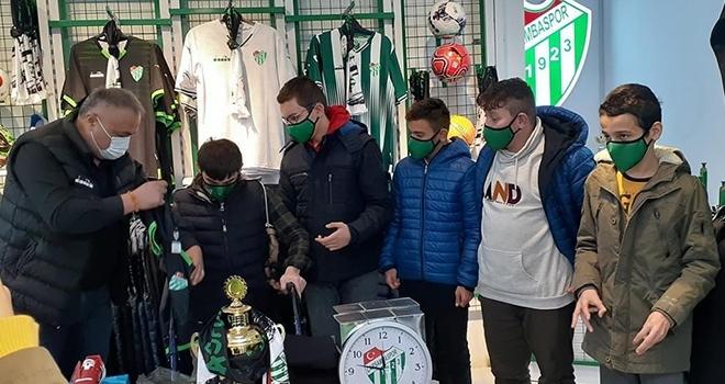Çarşambaspor Kulüp Başkanı Özkan Yıldırım Kalplere Dokundu