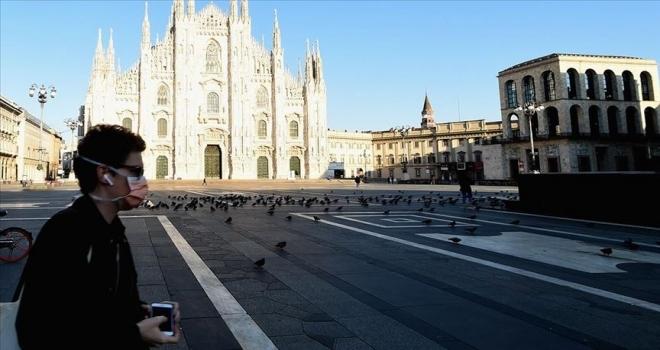 İtalya'da yeni tip koronavirüsten ölenlerin sayısı 6 bin 820'ye yükseldi
