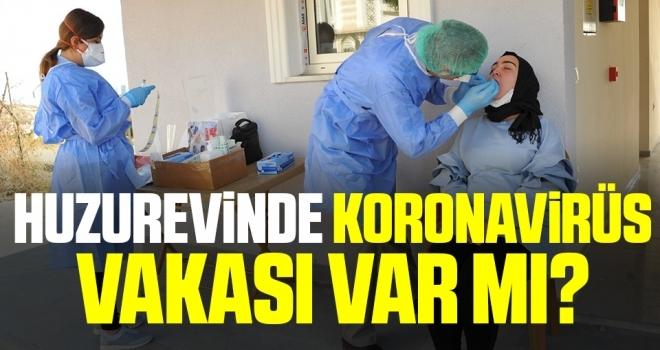 Samsun'da Huzurevinde Koronavirüs Vakası Var Mı?
