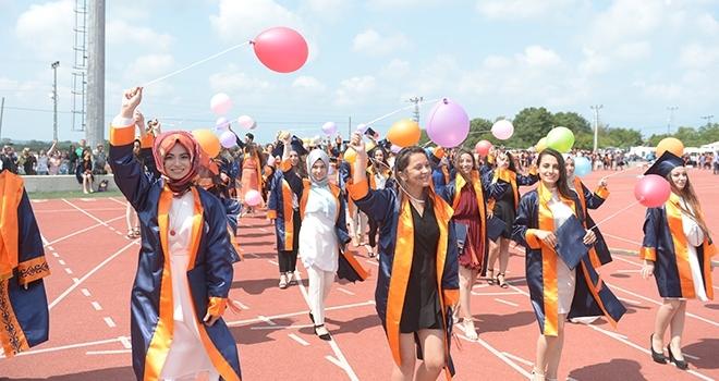 Sinop Üniversitesi 2 bin 342 mezun verdi
