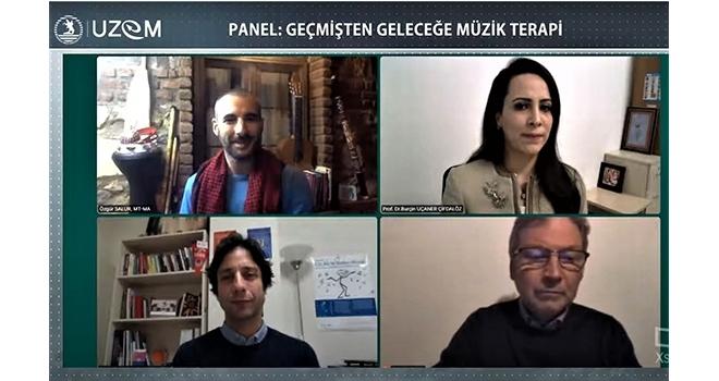 Avrupa Müzik Terapi Günü'nün Türkiye'deki tek etkinliği OMÜ'de gerçekleştirildi