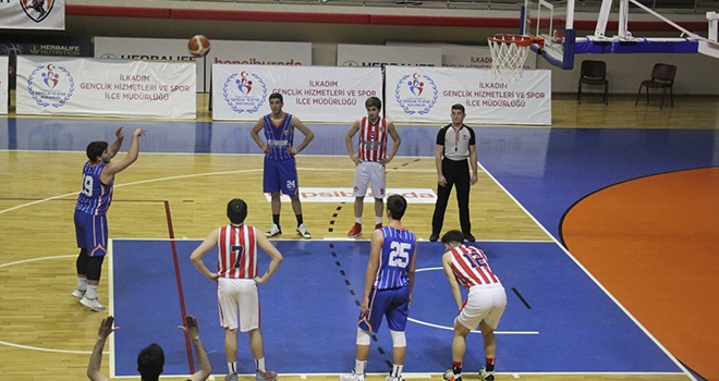 Atakum Basketbolda İddialı