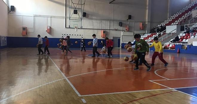 SporTokat'ta Projesi Sürüyor