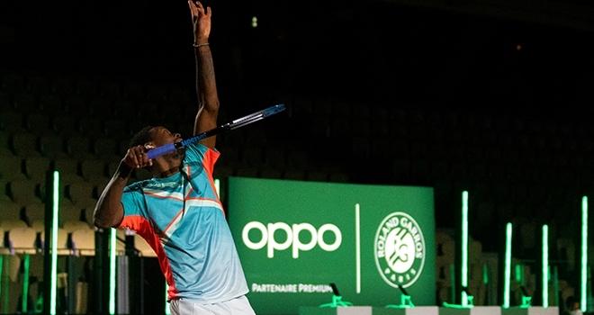 OPPO, Roland-Garros'ta Benzersiz Bir Gece Deneyimi Yaşattı