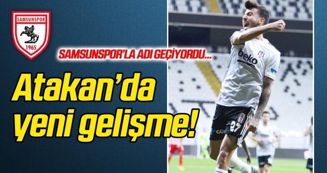 Samsunspor'la adı geçen Atakan Üner'de flaş gelişme!