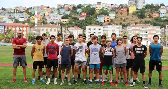 İlkadım 55 Gençlikspor Kulübü antrenörü Malik Uludoğa: Rüzgar Gibi Eseceğiz