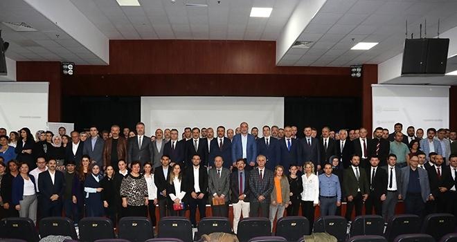 Canik'te e-belediye sistemi anlatıldı