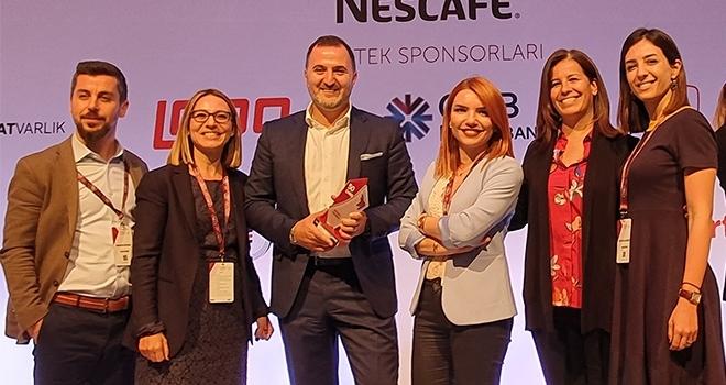 Vodafone Türkiye'den Bülent Bayram Türkiye'nin En Etkin 50 İK Lideri Arasında Yer Aldı