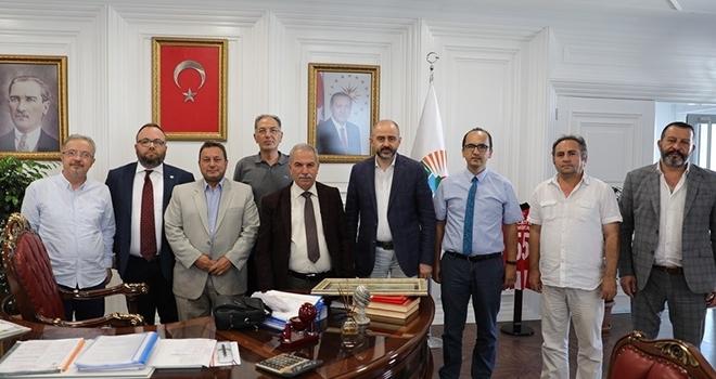 Başkan Demirtaş: STK'ları Önemsiyoruz