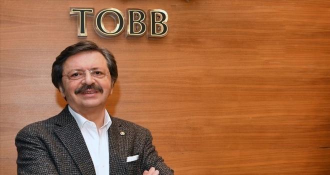 TOBB Başkanı Hisarcıklıoğlu: Yeni Ekonomi Programı Türkiye'yi 2023'e hazırlayacak