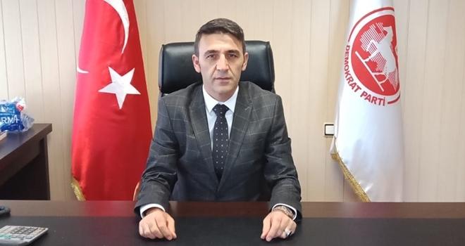 AK Partili Ünal'ın o sözlerineDP'den tepki