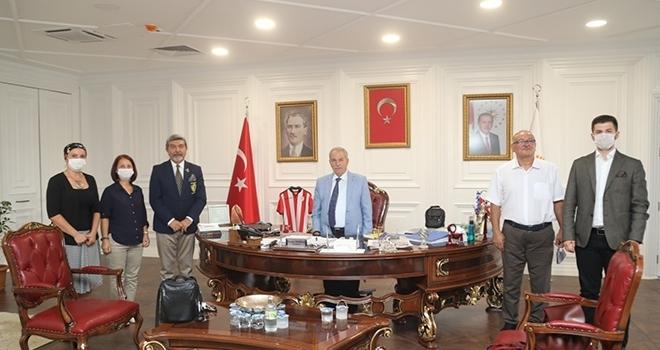 Başkan Demirtaş: Şehrimizde eğitimi hak ettiği yere taşımak hepimizin birinci önceliği olmalı