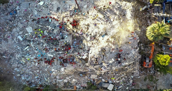 İzmir depreminin ardından tüm dünyadan Türkiye'ye taziye ve destek mesajları geldi