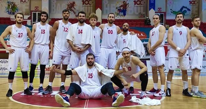 Samsunspor Basketbol: 86-68 Ankara Anadolu Basket