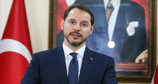 Bakan Albayrak: İVME Finansman Paketi'nde tahsis edilen kredi tutarı 40 milyar liraya ulaştı