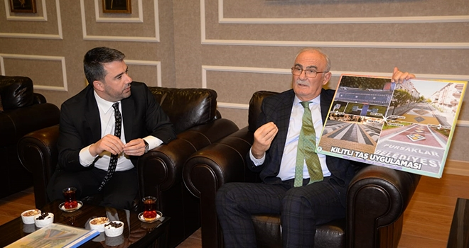 Milletvekili Yılmaz'ın AnkaraGörevi Sürüyor