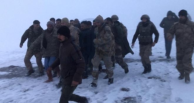 Bitlis Tatvan'da helikopter düştü: 11 şehit