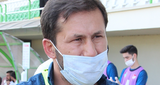 Çarşambaspor'da Genel Kaptan Kadir Yücebaş: Tek Düşünce Galibiyet