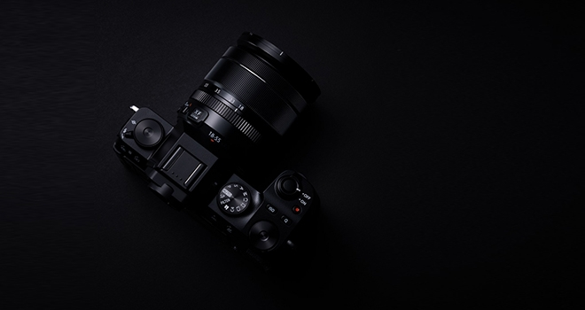 Fujifilm'den içerik üreticilere özel bir kamera Fujifilm X-S10