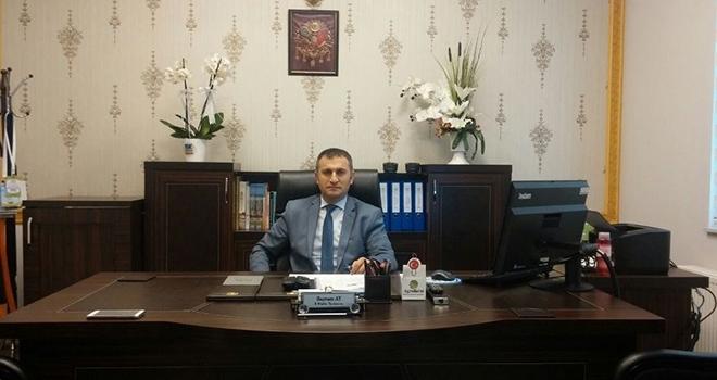 Samsun Tarım Müdürlüğü'nde Bayram Ay dönemi