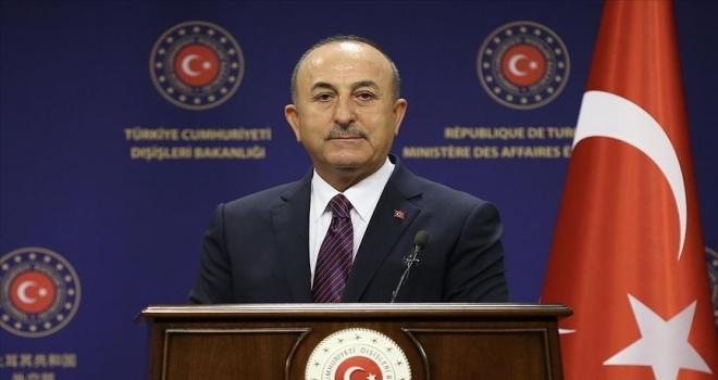Dışişleri Bakanı Çavuşoğlu: Ermenistan doğrudan sivilleri hedef alıyor, bu esasen savaş suçudur