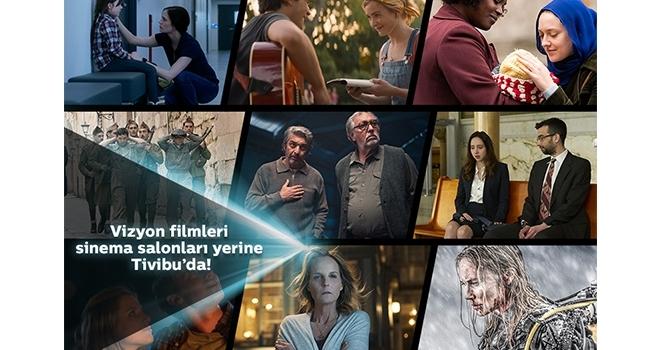 Vizyona giremeyen filmler Tivibu'da
