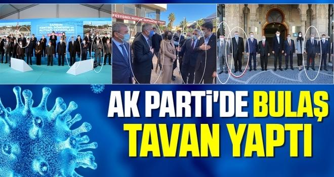 AK Parti'de Bulaş Tavan Yaptı