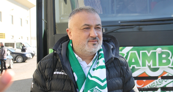 Çarşambaspor Kulübü Başkanı Özkan Yıldırım: Kritik Bir Galibiyet Aldık