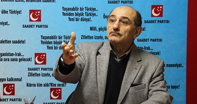 SP Samsun İl Başkan Yardımcısı Necati Yusufoğlu: Bize borçlarmiras kalacak
