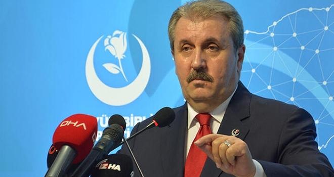 BBP Lideri Mustafa Destici: Vicdansız