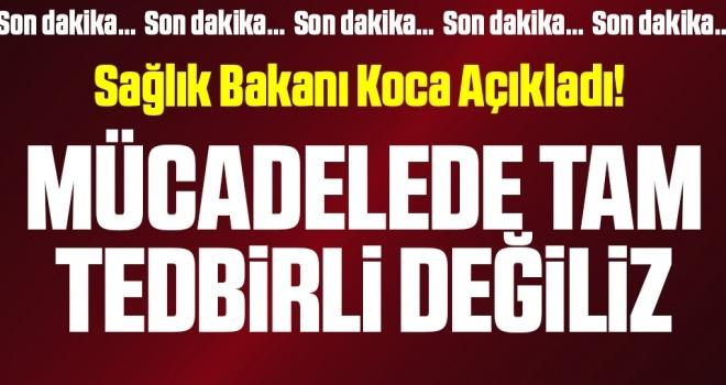 Son dakika… Bakan Koca Türkiye'deki güncel corona verilerini açıkladı (28 Haziran 2020)