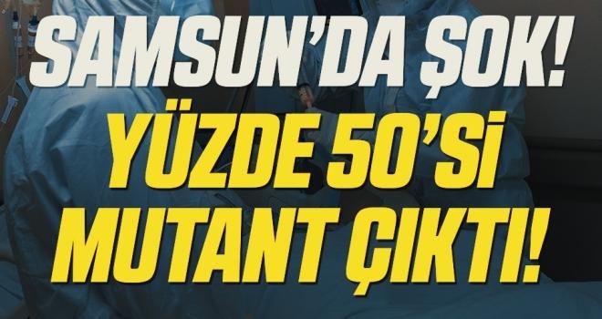 Samsun'da Şok Gerçek! Yüzde 50'si Mutant Çıktı