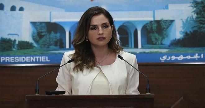 Lübnan Enformasyon Bakanı Abdussamed istifa etti
