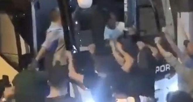 Körfez'de 6-1 isyanı: 'Futbolcu mu dövelim'