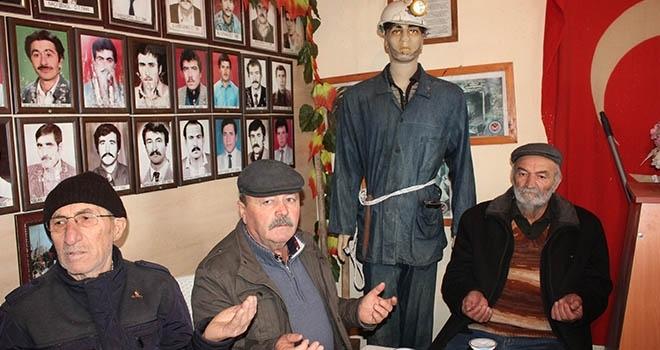 68 maden işçisi dualarla anıldı