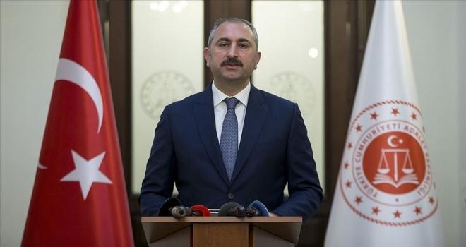 Adalet Bakanı Gül: Yeni adli yıl hukuk devleti ilkesini daha da güçlendirme yılı olacaktır