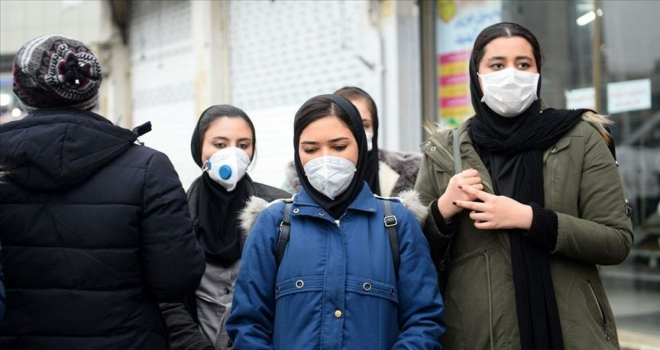 İran'da koronavirüsten hayatını kaybedenlerin sayısı 5'e çıktı
