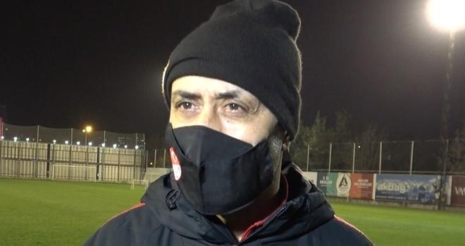 Tolunay Kafkas: Son maçımızı iyi bitirmek istiyoruz