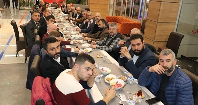 Büyük Anadolu'nun konukları MÜSİAD