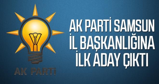 Teyyare AK Parti'den Başkan Adayı Oldu