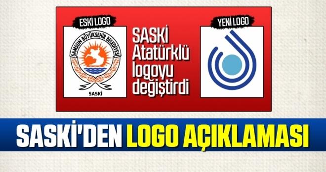 SASKİ'den Logo Açıklaması