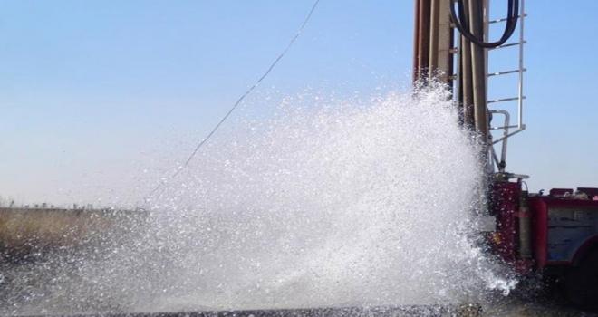 2018'de belediyeler 115milyon metreküp su çekti