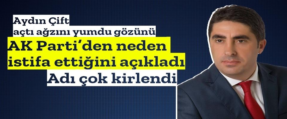 AK Partili Üye Açtı Ağzını Yumdu Gözünü