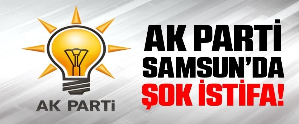 AK Parti'deŞok İstifa!