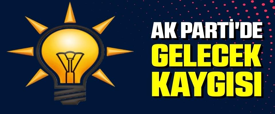 AK Parti'de Gelecek Kaygısı