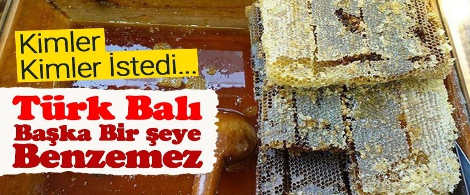 Türk Balı 41 Ülkede Ağızları Tatlandırdı