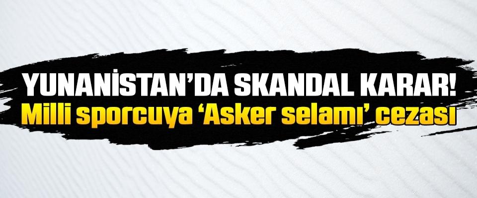 AEK'ten Skandal Karar! YunusÖzmusul'a 'Asker Selamı' Cezası!