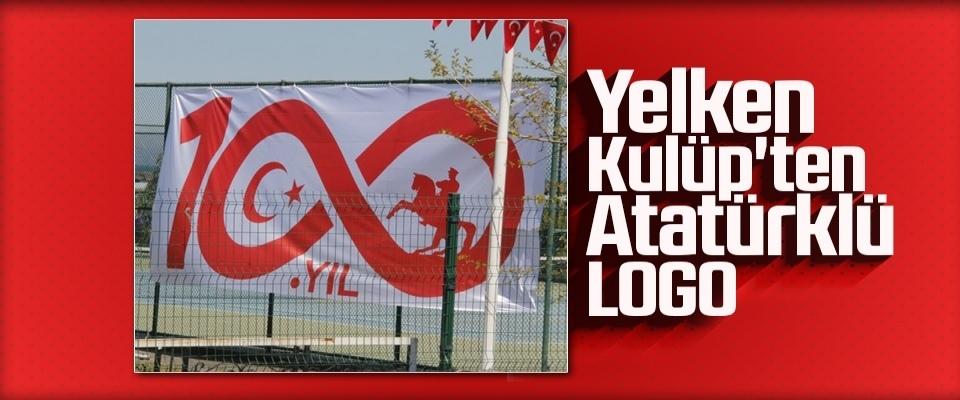 Yelken Kulüp'tenAtatürklü logo