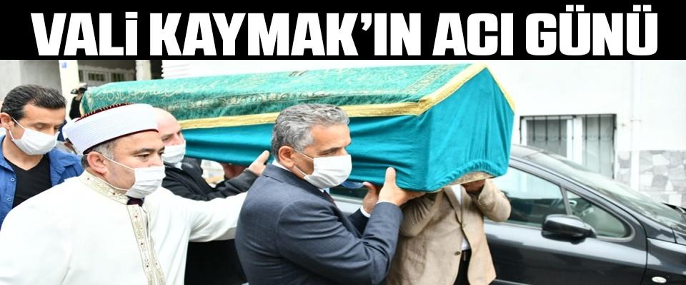 Samsun Valisi Osman Kaymak'ın Acı Günü